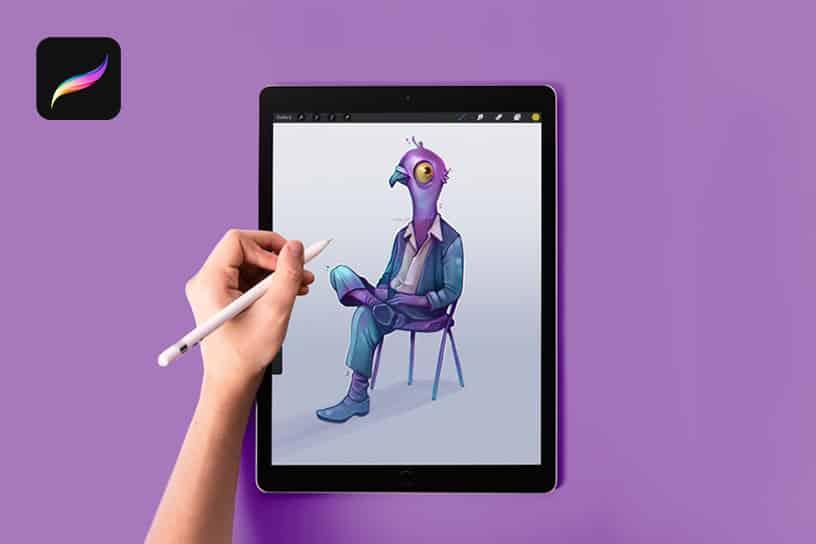 digital-art-course-on-ipad